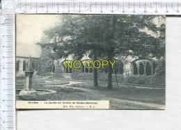 NIVELLES -  Le Jardin Du Cloître De Sainte Gertrude - Nivelles