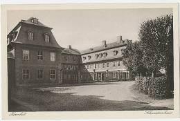 Herrnhut Schwesternhaus Echte Foto Um 1935 - Herrnhut