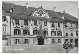 St Velt A D Glan Echte Foto Mit Volkswagen VW Um 1960 - Österreich