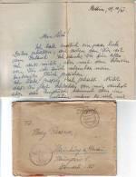 1018t: Feldpost 30.10.41 Stettin, Marineausbildung - 1939-45