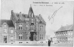 FRASNES LEZ BUISSENAL - L'Hôtel De Ville - Frasnes-lez-Anvaing