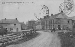 MACQUENOISE (Belgique) - Frontière Franco-Belge - Superbe Carte Animée Et Circulée 1930 - Momignies