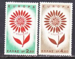 Greece 801-2   *  EUROPA - Greece
