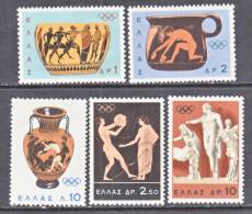 Greece 806+   *  OLYMPICS - Greece