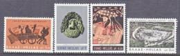 Greece 855-8   *  MUSIC  THEATER - Greece