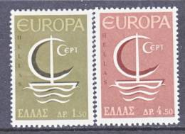 Greece 862-3   *  EUROPA - Greece