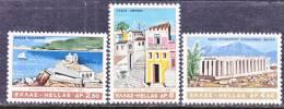 Greece 893-5   *  TOURIST  YEAR - Greece