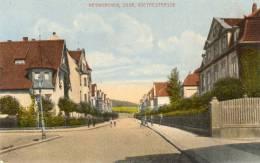 CPA - NEUNKIRCHEN - SAAR - GOETHESTRASSE - 898 - Kreis Neunkirchen