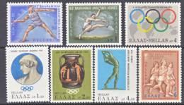 Greece 909-15   *  SPORTS - Greece