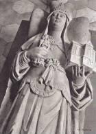 Ak Trebnitz, Trzebnica, Figur Der Hl. Hedwig In Der Hedwigskapelle - Polen