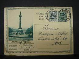 CI. 3. Bruxelles Cologne Du Congrès. 1930. - Illustrat. Cards