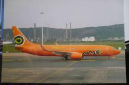 FLY MANGO  B 737 800   ZS SJK - 1946-....: Moderne