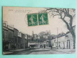 AUCH - Avenue De TOULOUSE Et Patte D'Oie - Auch