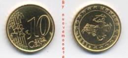MONACO 2001 10 CENT FDC - Monaco