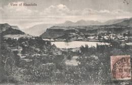 INDE  VIEW OF KHANDALLA  CIRCULEE 1925 - India