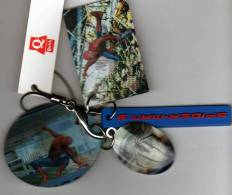 GADGETS  QUICK     SPIDERMAN        COMPOSE D UN MOUSQUETON - Publicidad