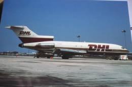 DHL   B 727 30C   N701DH