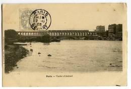 PARIS - Viaduc D'Auteuil - Ponts