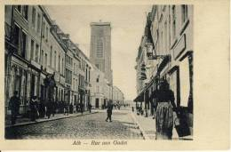 ATH   -   Rue  Aux  Gades.  -   Belle  ANIMATION. - Ath