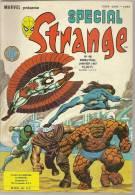 SPECIAL STRANGE  N° 48  -   LUG  1987 - Strange