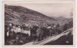 ALLEVARD LES BAINS EN 1954 - N° 21 - VUE GENERALE - AU PREMIER PLAN DE SPLENDID HOTEL - Allevard