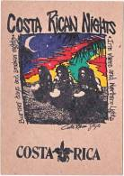 Cpsm. Gf. Costa Rica Nights - Costa Rica