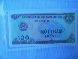 Billete Vietnam. 100 Dong. 1991. - Vietnam