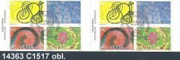 1996 - YT C1517 Obl. - Val.cat.: 12.00 Eur. - Zwitserland