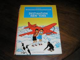 DESTINATION NEW YORK - Jo, Zette & Jocko