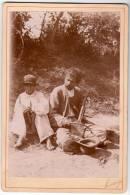 ETHNICS GYPSY CARDBOARD PHOTOGRAPHY - Ethnics