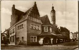 Löwenberg In Schlesien - RAthaus - Polen