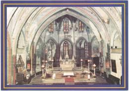 09. Cpsm. Gf. Cathédrale De MIREPOIX. La Nef - Mirepoix
