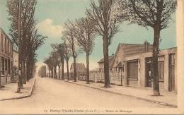 PARAY - VIELLE - POSTE  ( 91 )  -  Route De Morangis - France