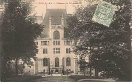 NOUZILLY  ( 37 )  - Château De L ´ Orfrazière - Non Classés