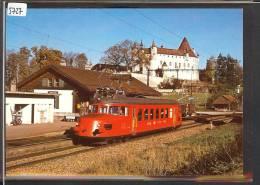 CARTE MODERNE - SBB CFF - LOCOMOTIVE A ORON - TRAIN  - BAHN - TB - VD Vaud
