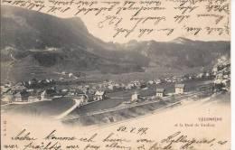 Vallorbe  En 1899 - VD Vaud