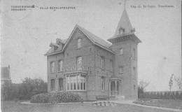 TRONCHIENNES - DRONGEN - Villa Schelstraeten - Superbe Carte - Gent