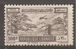 """PA100** Du Grand Liban  """" Tourisme Et Sports D´ Hiver """" Année 1945 - Unclassified"""