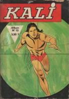 KALI ALBUM N° 13 ( 49 50 51 52 ) BE JEUNESSE ET VACANCES 10-1970 - Small Size