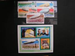 == Volta  Zeppelin Lot - Obervolta (1958-1984)