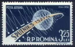 ROMANIA  Sputnik 3 - Space