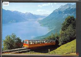 CARTE MODERNE - BRIENZER ROTHORN - TRAIN - BAHN - TB - BE Berne