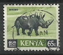 Kenia Mi 27 Nairobi 1969 / Rhino - Kenya (1963-...)