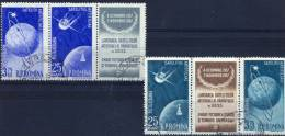 ROMANIA  First Satellites - Space