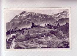 74  LA ROCHE-sur-FORON  N°23 Tunnel Train Voie-Ferrée  Carte Postale Non écrite - La Roche-sur-Foron