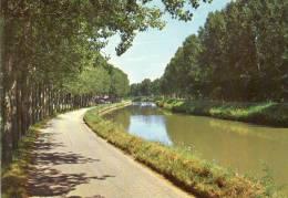 18 Cher - En SANCERROIS (Sancerre) Le Canal Latéral à La Loire (3)  * PRIX FIXE - France