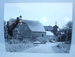 Faulx. Province De Namur. Ferme Abbatiale De L'Abbaye De Grand Pré. Vintage Cars. 240 X 183 Mm. - Lieux