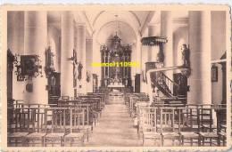 Wastinnes-sous-Malèves ( Intérieur De L'église ) - Perwez