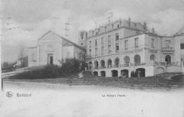 BOITSFORT  - La Maison Haute - Superbe Carte Circulée 1913 - Watermael-Boitsfort - Watermaal-Bosvoorde