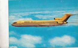 B71799 Boeing 727-300  Avion Airplane  2 Scans - 1946-....: Moderne